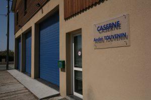 Caserne André Thouvenin