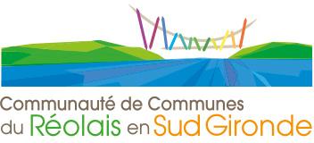 Logo CDC Réolais en Sud Gironde