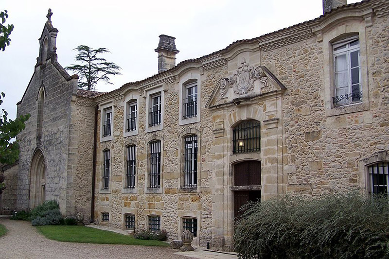 Abbaye du Rivet d'Auros