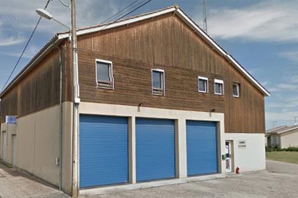 La Caserne des Pompiers d'Auros
