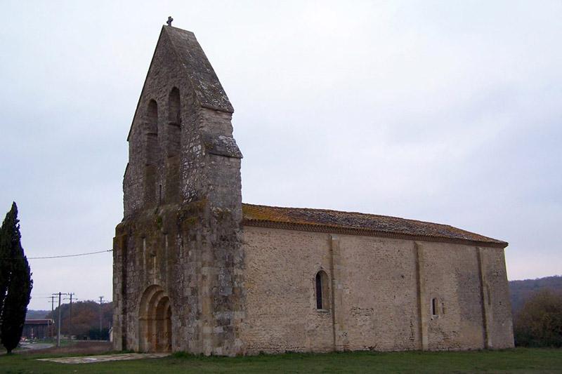 Église Saint Germain d'Auros