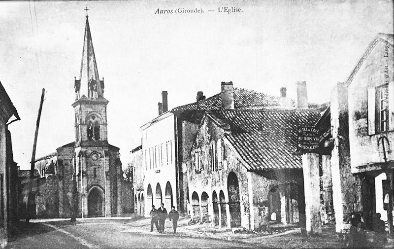 Histoire d'Auros