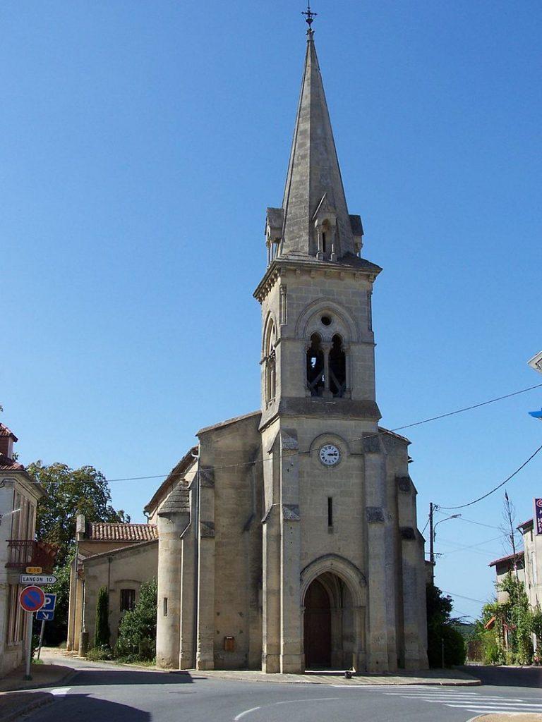 Église Notre Dame d'Auros