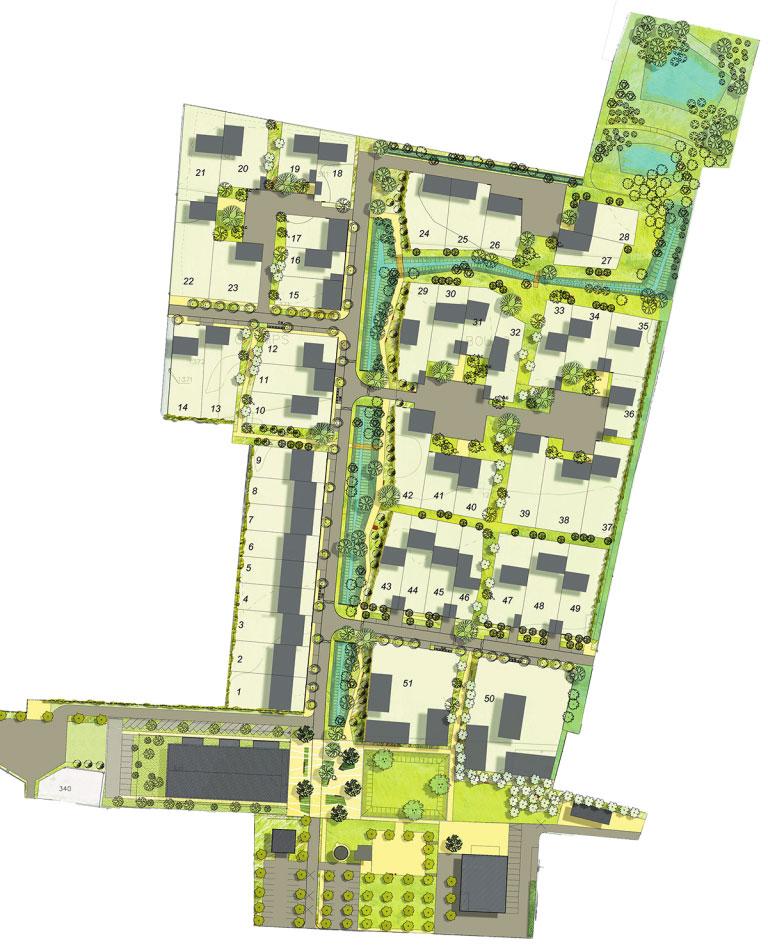 Auros : Hauts de Bellevue
